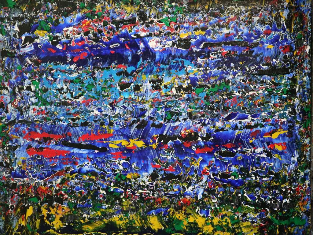 黃恭煌-時空抽象