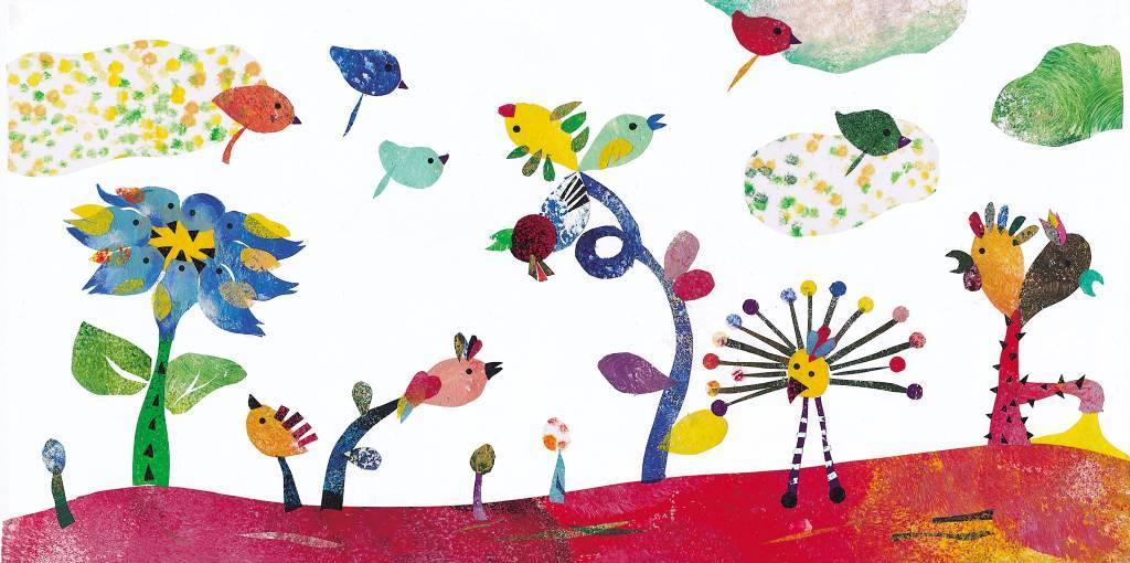 劉詩萍-小鳥森林