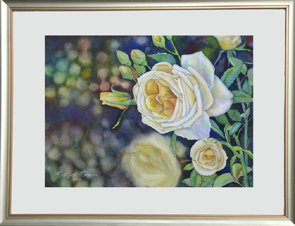 葛拉娜-精緻-玫瑰花  Delicacy Rose