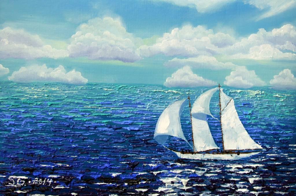 葛拉娜-Sailing boat