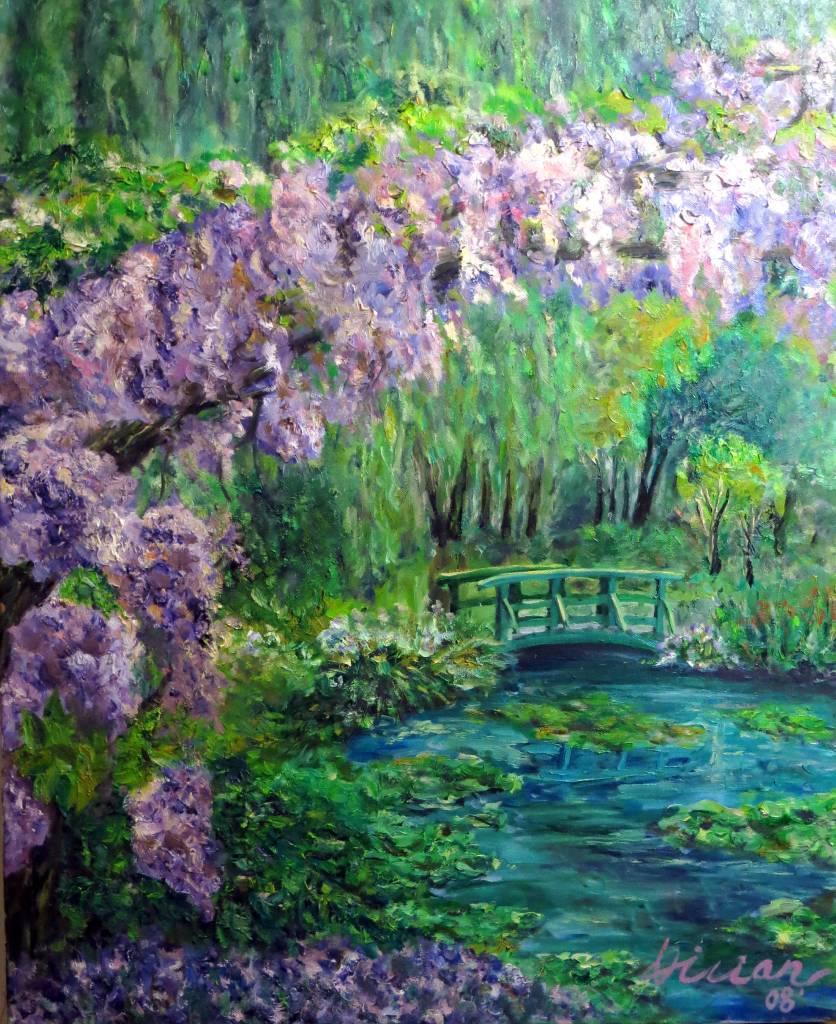薇薇安-莫內花園