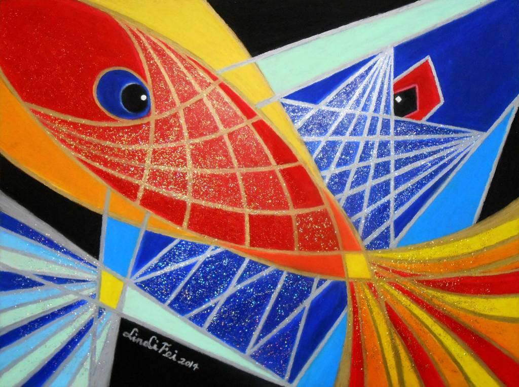 林俐斐-雙魚第一號