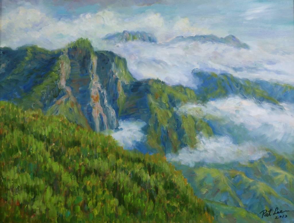 李芳時-綠波阿里山山脈