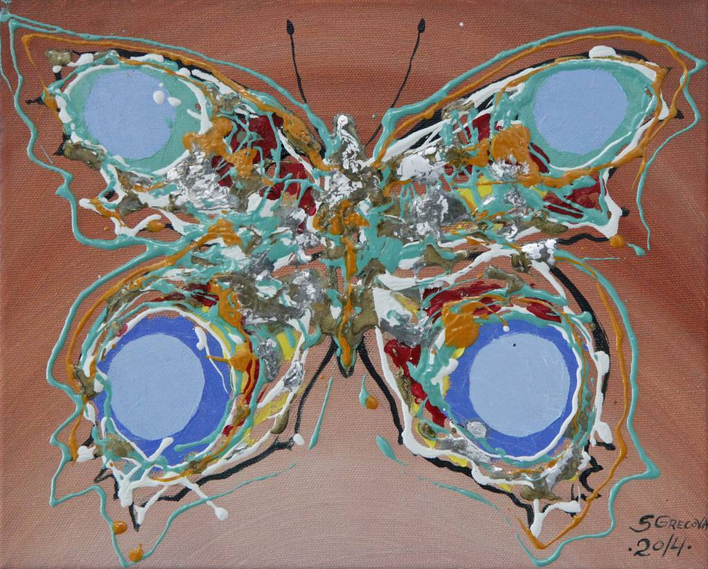 葛拉娜-Butterfly Day