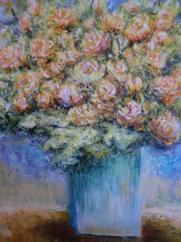 薈伶-夏日玫瑰