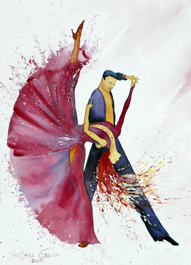 葛拉娜-The power of passion