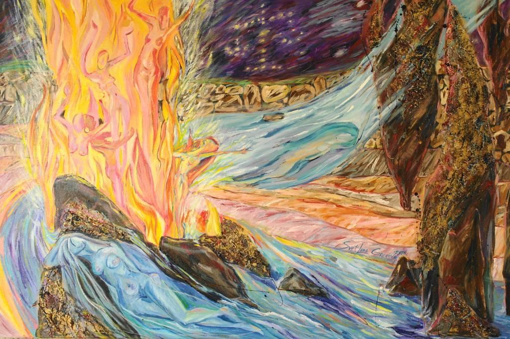 葛拉娜-Water and Fire