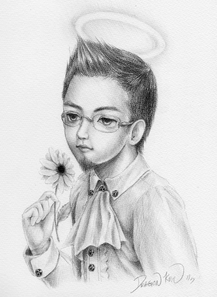 鄧子健 -Mr.Angel天使大叔