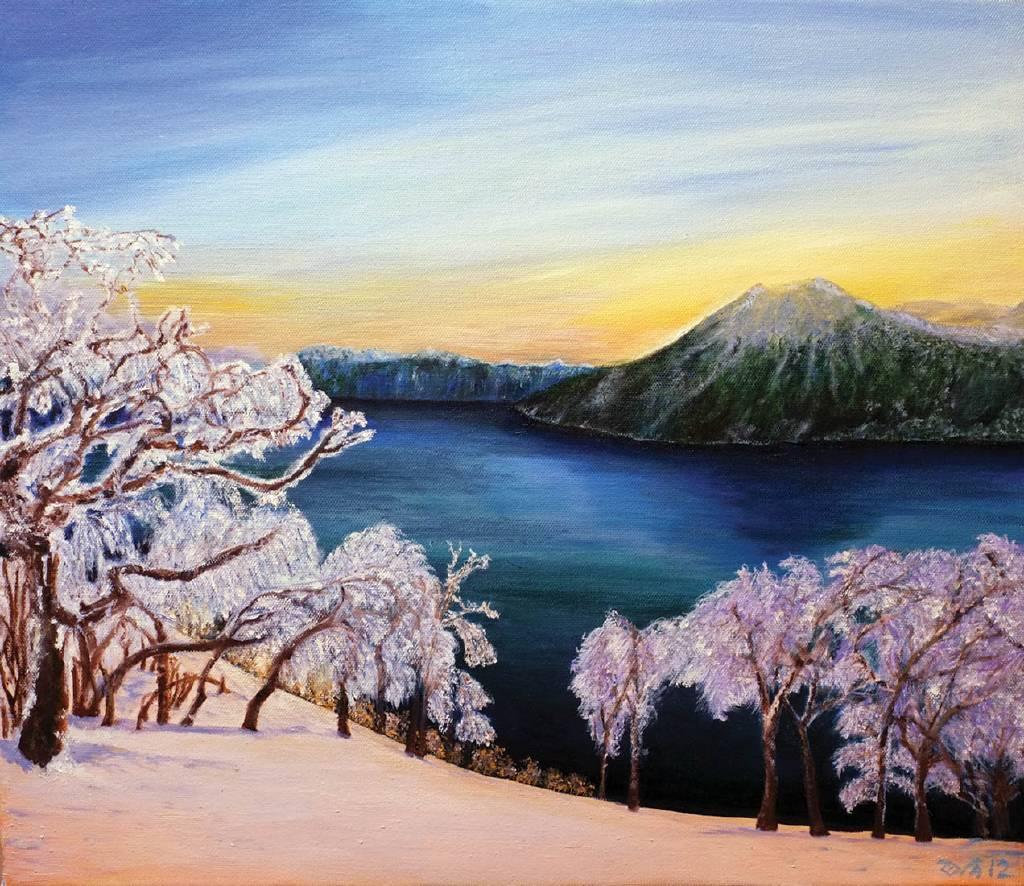 陳綺華-冬日