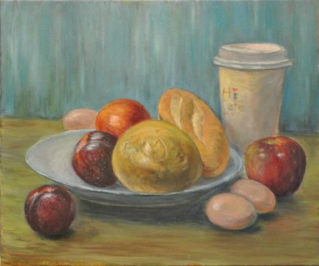 王素-早餐記得吃