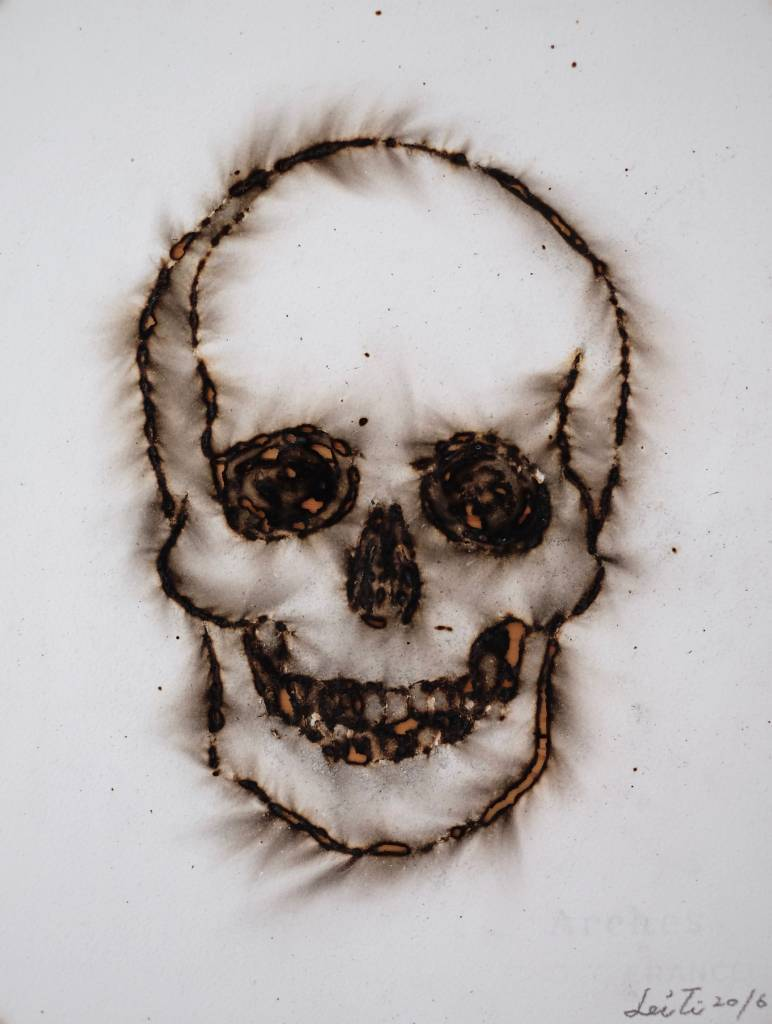雷悌-Skull/骷髏