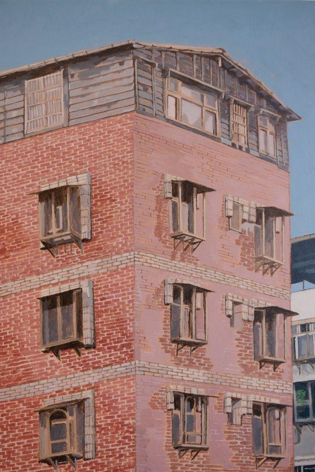 我很喜歡的台灣紅磚建築
