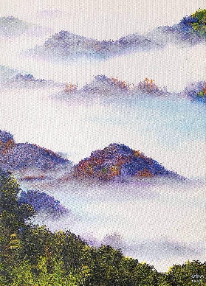 雲霧柔光之二
