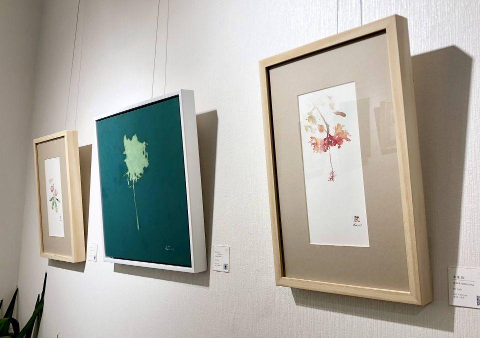 11/4~11/24 於Instil 展覽《時間集-立冬》